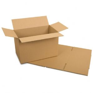 Strong Double Wall Royal Mail Medium Parcel Size 300x250x200mm 10Pack